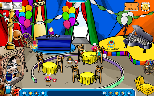 Club Penguin Rockhopper Island How To Get There