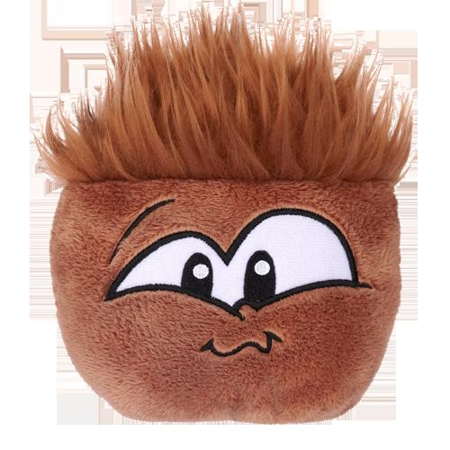 puffles4inch-brown-500x500