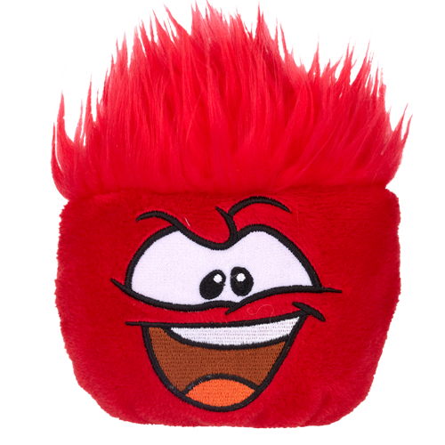 puffles4inch-red-500x500