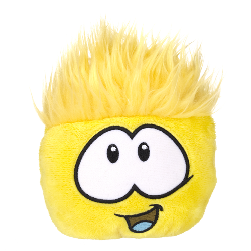 puffles4inch-yellow2-500x500
