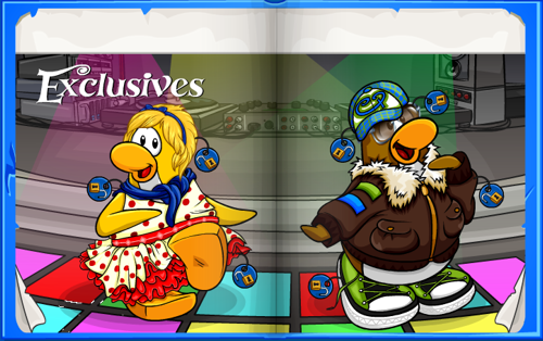 Club Penguin Series 10 Treasure Book