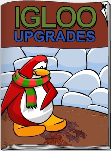 Club Penguin September 2007 Igloo Catalog
