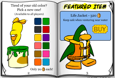 June 2006 Penguin Style