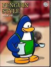 Club Penguin March 2006 Penguin Style