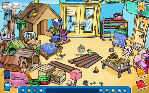 Club Penguin Pet Shop