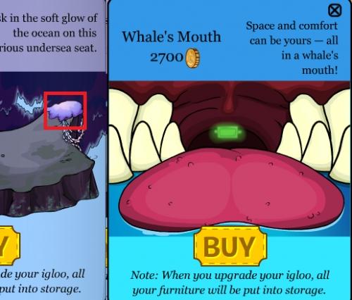 Club Penguin July 2011 Igloo Upgrades Catalog Cheats