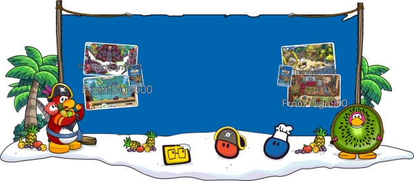 Club Penguin Adventure Party 2012