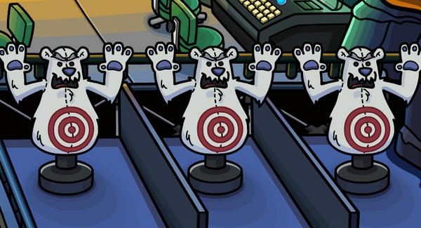 Club Penguin Operation Blackout