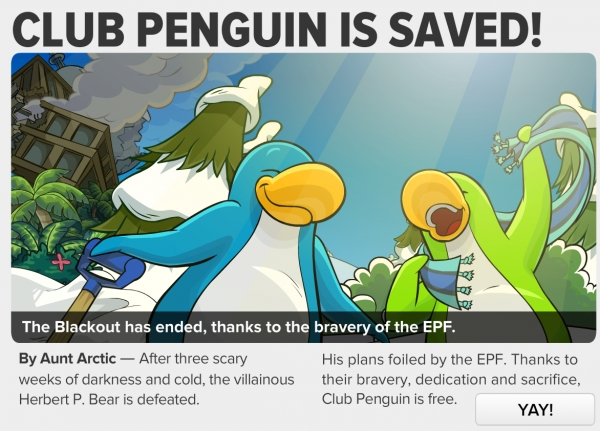 Club Penguin Times Issue 372 Club Penguin Is Saved Club Penguin Island Cheats