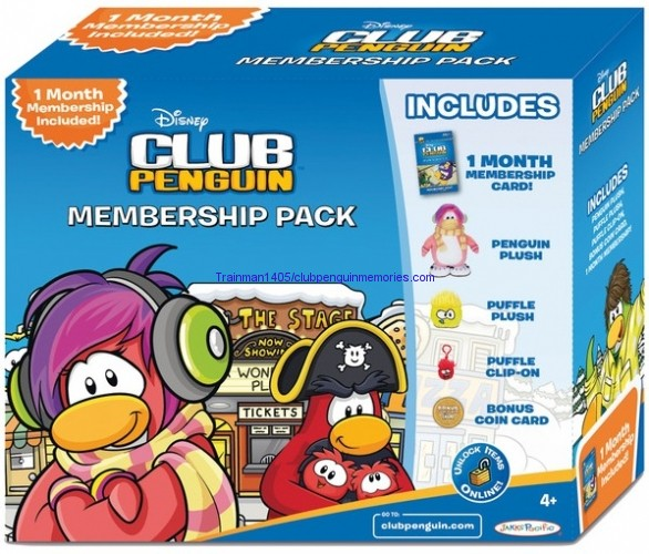 Free Club Penguin Island Membership Codes