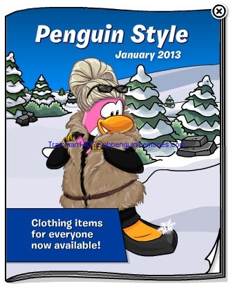 JanuaryPenguinStyle