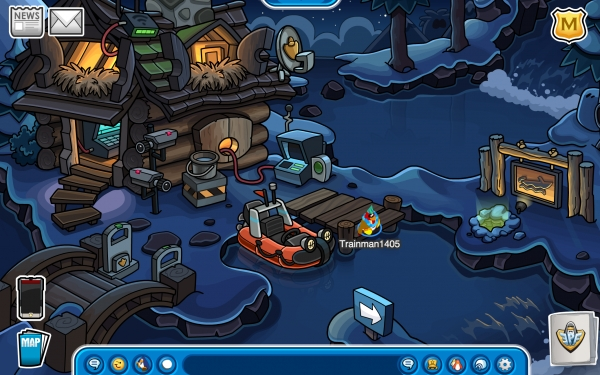 Club Penguin Operation Puffle 2013