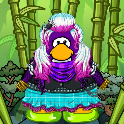 Lilac Ren From The Club Penguin Team Joins Twitter | Club