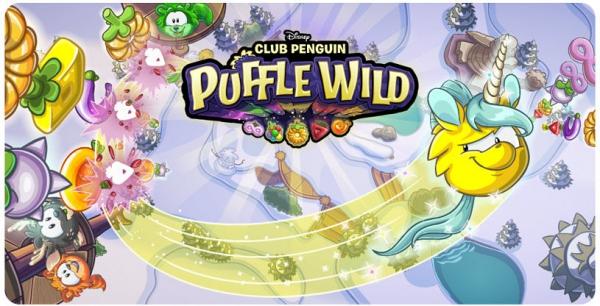 Club Penguin Puffle Wild App