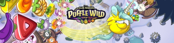 Club Penguin Puffle Wild
