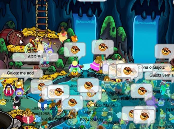 Club Penguin Gajotz Meetup