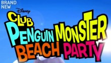 ClubPenguinMonsterPartyBeachParty
