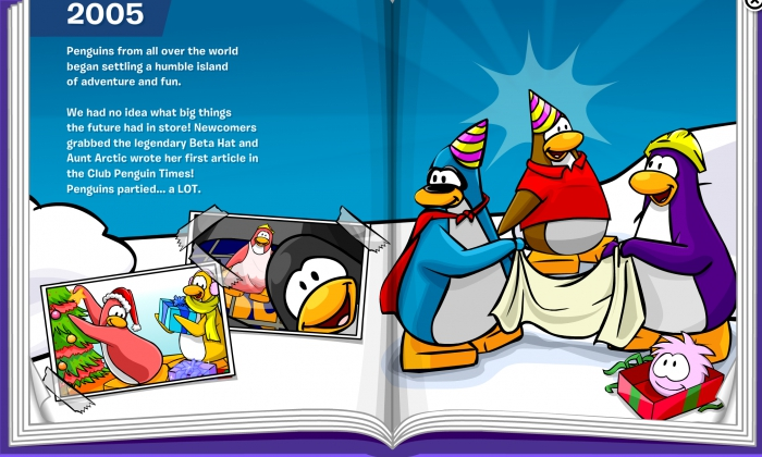Club penguin s epic th anniversary party is here club