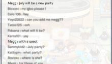 Club Penguin July 2016 Party Announcement