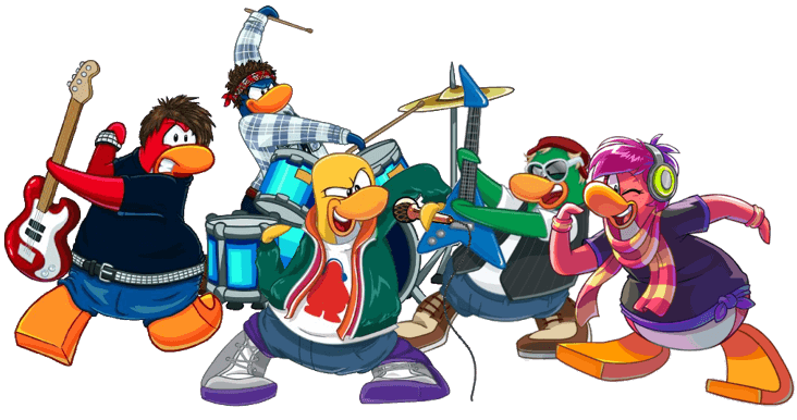 Cadence and the Penguin Band