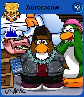 Auroracow
