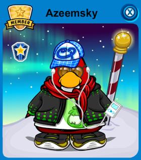 Azeemsky