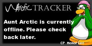 Aunt Arctic Tracker